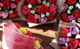 Цветы. Розы: Эквадор Голландия Кадошкино. Хризанте
