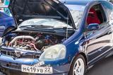 Toyota Vitz, 2000 гв, с пробегом