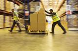 Аутсорсинг складского и рабочего персонала