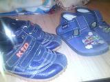 Обувь на мальчика р. 21-23
